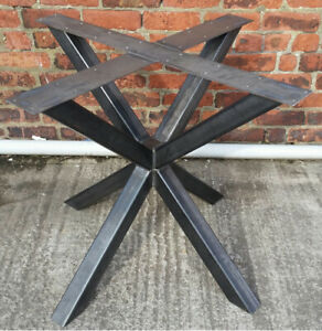 4 leg Star Table Frame for round Top (Only one Made)