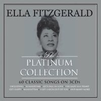 Ella Fitzgerald The Platinum Collection 60 Classic Songs on 3CDs