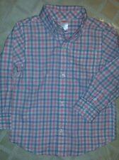 Gymboree Boy's 3T Button Long Sleeve EUC Shirt