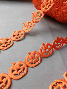 Halloween vintage Lace garland decoration trim cards favours gifts