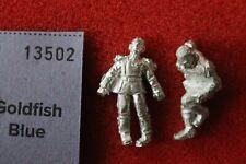 Games Workshop Warhammer 40k Praetorian Guardsmen Wounded Casualty Markers x2