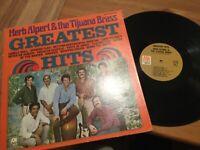 Herb Alpert: Greatest Hits LP on A&M Gatefold SP-4245 from 1970..Latin Jazz..NM