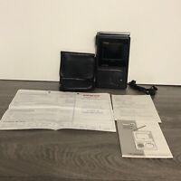 Pro Line LCD Pocket Colour TV LTV5000 Vintage Analog Handheld Original Box