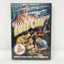 """Lost City Dvd Classic Movie 1935 ~ William """"Stage"""" Boyd Free Shipping"""