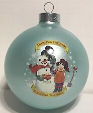 Campbell's 1998 Christmas Ball Ornament Collector's Edition Campbells Soup