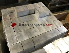 Aluminum 6061 Plate 3 X 3 X 4 Long