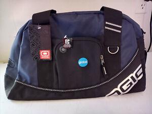 Ogio Half Dome Gym Bag, New with Global Logo