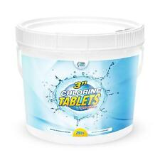 25 lb. Chlorine Tablets 3