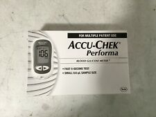 New listing *New* Accu-Chek Performa Blood Glucose Monitoring System - Multiple Patient Use