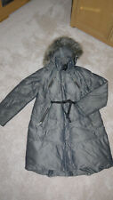 NEXT Womans Padded Coat with hood, size 18, used
