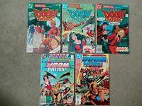 The New Doom Patrol Comic Book Lot (DC, 1977-1987)