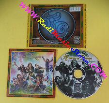 CD TUATHA DE DANANN The delirium has just began brazil PLCD52676 no lp mc dvd