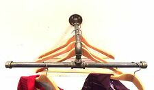 "20"" Pipe Wall Rack - Clothing Rack, Closet Organization, Retail Display"
