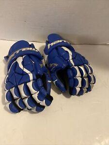 Harrow HRW Series Lacrosse Gloves See Description