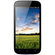 """Ea0gr3e01 Haier W757 Dual SIM 5"""" Smartphone con Pellicola Protettiva Italia Blac"""