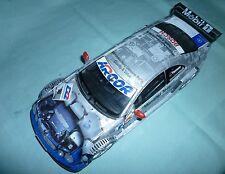 Die Cast Metal Mercedes Benz Original Teile  Maisto 1/18  CLK - DTM  2000