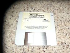 "Mavis Beacon Teaches Typing! Commodore Amiga Program 3.5"" disk"
