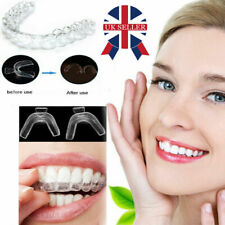 4x Teeth Whitening Mouth Tray Guard Thermo Gum Shield Tooth Bleaching Grinding A