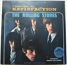 "ROLLING STONES 12"" I Can't Get No Satisfaction 50th Anniversary 180g 45rpm NEW"
