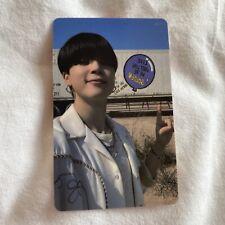 BTS Butter M2U Lucky Draw Official Jimin Photocard