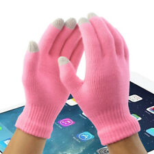 New Soft Winter Men Women Touch Screen Gloves Texting Capacitive Smartphone