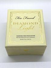 Too Faced Diamond Canary Face Highlighter Shade Light