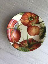 "New WILLIAMS SONOMA Heirloom Tomato 13"" Pasta/Salad Serving Bowl"