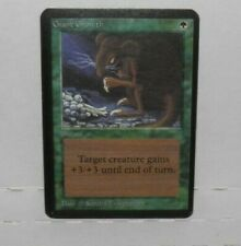 Magic The Gathering: GIANT GROWTH , Alpha - Common #B