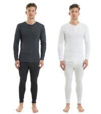 Cotton Blend Long Johns Singlepack Underwear for Men