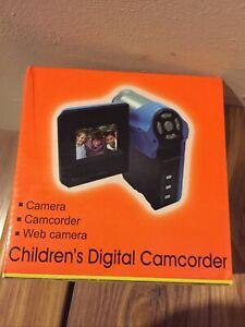 children digital camcorder