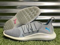 PUMA Ignite NXT Solelace Women's Golf Shoes Gray Blue SZ (192229 04)