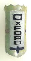 Vintage Oxford Bicycle Bike Tag Badge Emblem (LOT 117D)