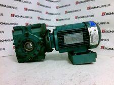 Sew-EuroDrive DFT80K4-KS Gear Motor .75Hp 230/460V 60Hz 2.90/1.45 3Ph