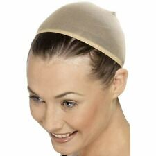 Smiffy's 20136 Nude Wig Cap - Beige