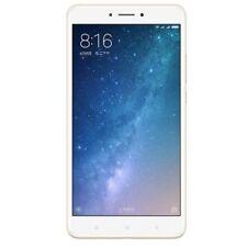 Xiaomi Mi Max 2 64GB 4GB Dual Sim Snapdragon625 Unlocked Android Smartphone-Gold