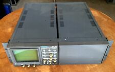 Tektronix WFM 300A Component / Composite Waveform Monitor top