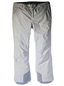 Columbia Women's Plus Size Bugaboo Omni- Heat Pants 1X Reg. White