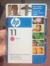 hp 11 Magenta Ink Cartridge New