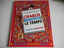 CHARLIE REMONTE LE TEMPS - MARTIN HANDFORD