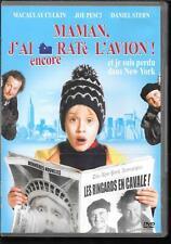 DVD ZONE 2--MAMAN J'AI ENCORE RATE L'AVION--CULKIN/PESCI/STERN