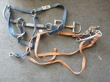Weaver Horse saddle britching headstall halter suckling straps