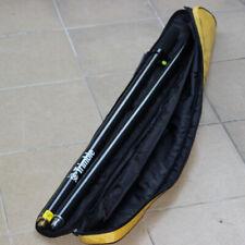 New 2M Carbon Fibre with 2 sections Stitching carbon rod pole fit Trimble GPS