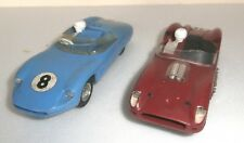 CIRCUIT 24 MECCANO 2 SLOT CARS (2 voitures)