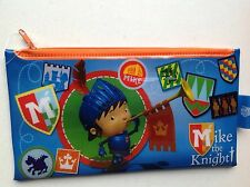 Mike The Knight Flat Pencil Case