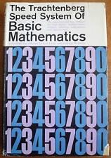 THE TRACHTENBERG SPEED SYSTEM OF BASIC MATHEMATICS (1960, 1st Edition)