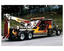 1989 Kenworth Peterbilt NRC Tow Truck Photo Poster zc4703-X242DB