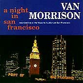 A Night in San Francisco by Van Morrison (CD, Apr-1994, 2 Discs, Polydor)