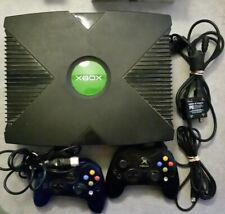 Xbox Original Game Console, Controller & RF adapter - Tested - READ DESCRIPTION