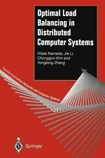 Telecommunication Networks and Computer Systems Ser.: Optimal Load Balancing...
