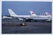 Aerolicht Ilyushin IL-86 Postcard